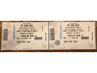 Stone Roses at SSE Arena Belfast x 2 tickets June 13th