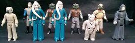 Star Wars Kenner Original Vintage Figures 1977-1984 9 to Choose from £2 each