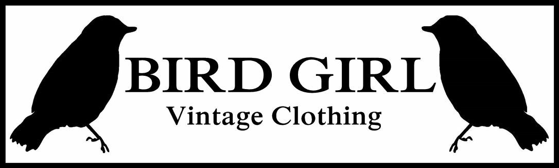 Bird Girl Vintage Clothing