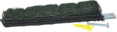 """42"""" x 165' Green Poultry and Goat Electric Mesh Net Fence"""