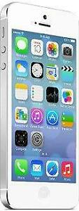 iPhone 5 16 GB White Telus -- 30-day warranty, blacklist guarantee, delivered to your door