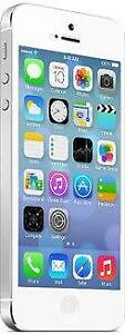 iPhone 5 16 GB White Bell -- 30-day warranty and lifetime blacklist guarantee
