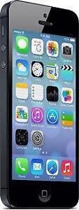 iPhone 5 16 GB Black Unlocked -- 30-day warranty and lifetime blacklist guarantee