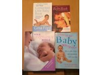 Pregnancy / New Baby Books