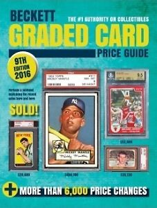 Newest Beckett Pricing Guides for Hockey, Baseball, FB Cards Kitchener / Waterloo Kitchener Area image 1