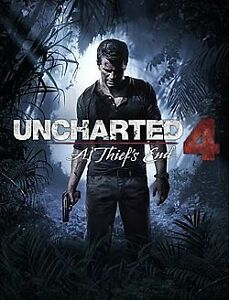 UNCHARTED 4: A Theif's End SEALED** London Ontario image 1