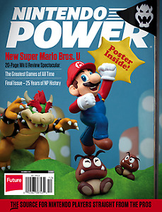 Looking for Nintendo Power or Nintendo Force magazines