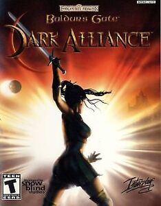 Baldurs gate dark alliance