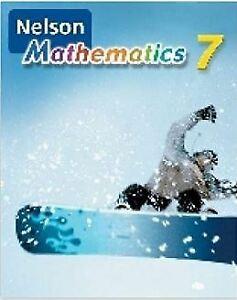 Nelson Mathematics 7 Student Book: Student Text Hardcover