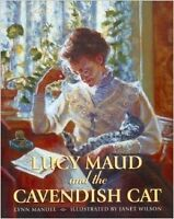 Lucy Maud and the Cavendish Cat - signed book! Perfect condition