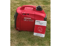 Honda Petrol Eu10i Inverter Petrol Silent Suitcase Petrol Generator
