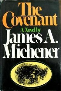 #TELUSHelpsMeSell - The Covenant by James A. Michener Kitchener / Waterloo Kitchener Area image 1