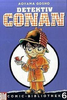 Bild-Comic-Bibliothek 6: Detektiv Conan von Aoyama, Gosho | Buch | Zustand gut ()