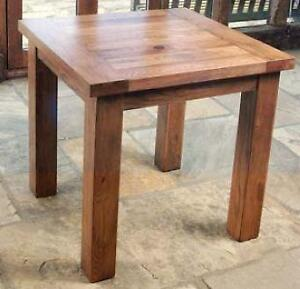 Oak Rustic Dining Tables