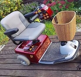 Shoprider sovereign 3 mobility scooter
