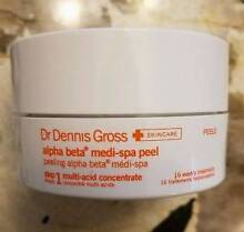 Dr Dennis Gross Alpha Beta Medi-Spa Peel 15 Treatments- RRP $165 Double Bay Eastern Suburbs Preview