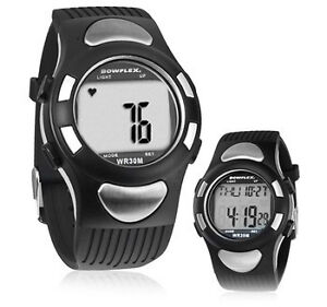 bowflex heart rate monitor watch how to use