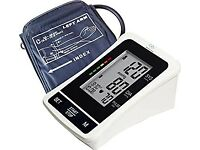 BLOOD PRESSURE MONITORS UPPER ARM CUFF FOR HOME USE