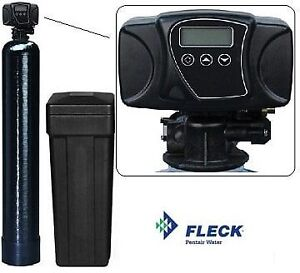 48kg WATER SOFTENER -WITH CHLORINE REMOVAL, DUEL MEDIA