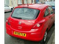 For sale Vauxhall Corsa 1.2 petrol