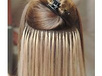 Mobile Luxury Slavic Hair Extensions - Keratin Bond/Micro Ring - London