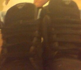 Size 5 Adidas trainers and Adidas shoes