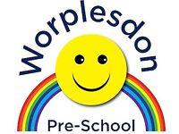 Preschool Practitioner
