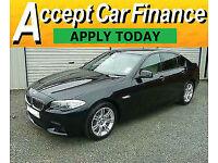 BMW 520 2.0TD auto M Sport FINANCE OFFER FROM £103 PER WEEK!