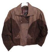 Womens Vintage Leather Jacket