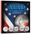 State Quarters Collector Map