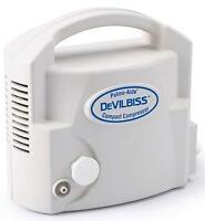 Pulmo-Aide Compact Compressor Nebulizer 3655D by DeVilbiss