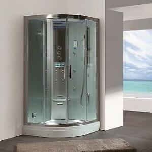 NEW DZ934F3 Steam Shower 35.4x35.4x87