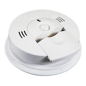 Kidde Battery Operated Combination Smoke & Carbon Monoxide A