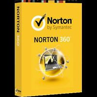 Norton Security by Symantec with back up