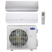 HEAT PUMPS STARTING AS LOW AS $2,899 + TAX