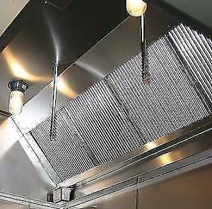 Commercial Exhaust/Range Hood and Make-up air Installations