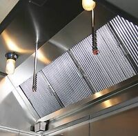 Commercial Kitchen Hood Cleaners