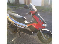 Gilera runner 200 vx Reg As 200 mint