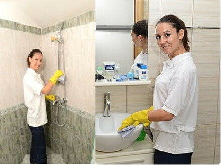 Cleaning LadyAvailable At AnyTtimeDeepDetailedEnd Of Tenancy - Bathroom cleaning lady