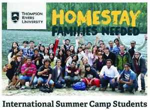 Looking for Host Families for International Students