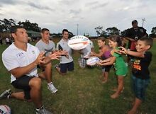 Kids one on one rugby league training Croydon Park Canterbury Area Preview
