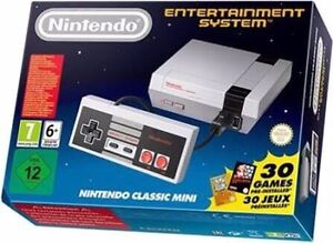 Nintendo NES Classic Mini - Brand New St Kilda Port Phillip Preview