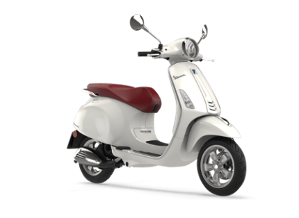 Wanted: WANTED - Vespa 50cc scooter in white - WANTED