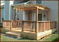 DSL DECKS & FENCE - 30% OFF SPRING BOOKINGS - 819-431-3767