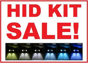 2X HID / Xenon Replacement Bulbs Xenon Sale $25/set ALL Colours