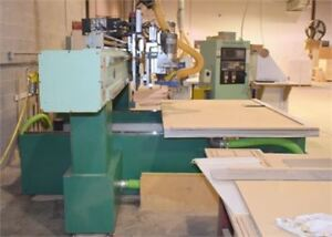 CNC router, Northwood NW-85
