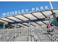 Stunning Modern One Double Bedroom Flat Located In Wembley Central. Available Immediately