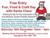 Fun, Food & Craft Day With Santa Claus