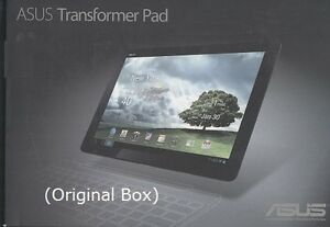 """REDUCED"" ASUS TRANSFORMER PAD, BOXED, AS-NEW CONDITION"