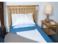 Bed pressure sensor alarm large